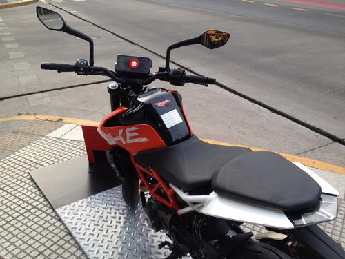 ktm 390 2018 anticipo y cuotas  gs motorcycle