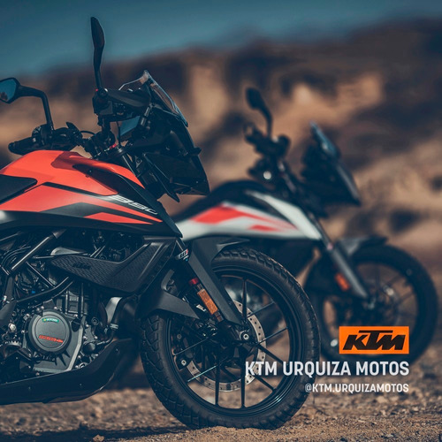 ktm 390 adventure 2020 0km urquiza motos lanzamiento