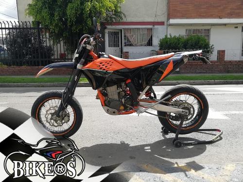 ktm 450 exc 2008 , recibimos tu moto, bikers!!