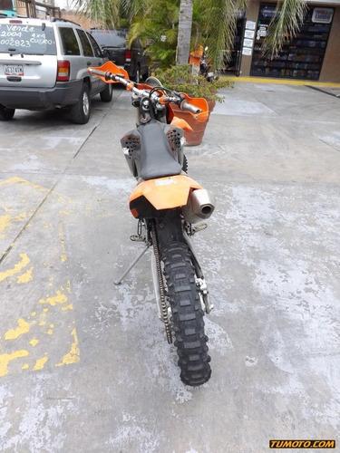 ktm 450 exc 251 cc - 500 cc