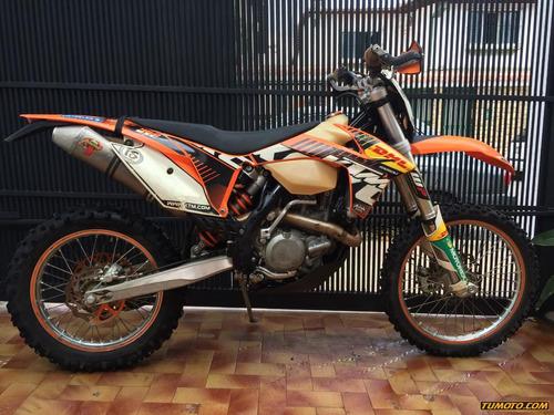 ktm 450 exc 4500 251 cc - 500 cc
