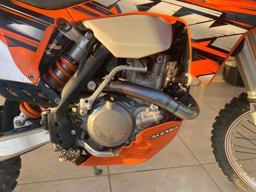 ktm 450 exc - modelo 2013