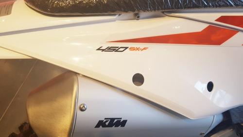 ktm  450 sx-f   0km  2020  hoy $$$