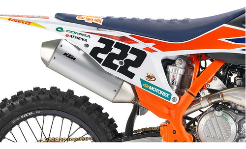ktm 450 sx-f cairoli 2020 , cross, mx, financiada!