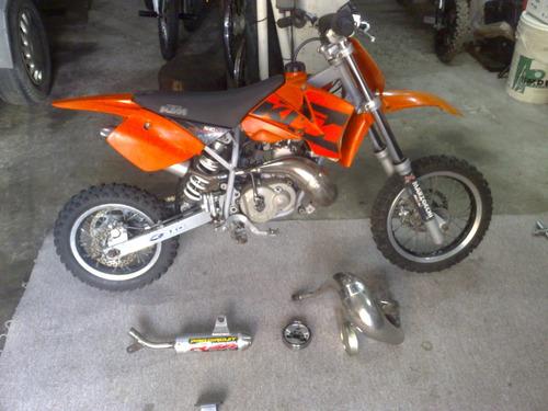 ktm 50 cc lc pro señor