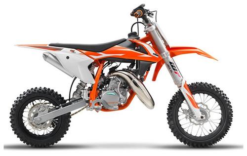 ktm 50 sx 2018 0km - entrega inmediata - global bikes