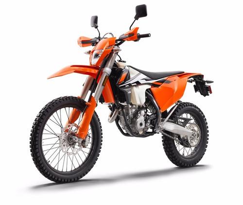 ktm 500 exc-f 0km 2017 para entrega inmediata - global bikes