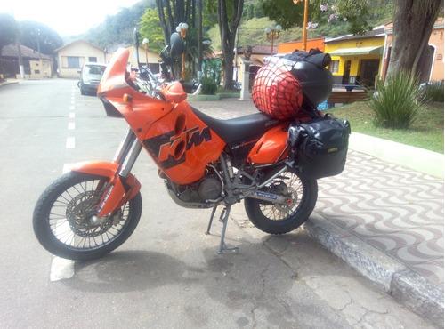 ktm 640 adventure impecável