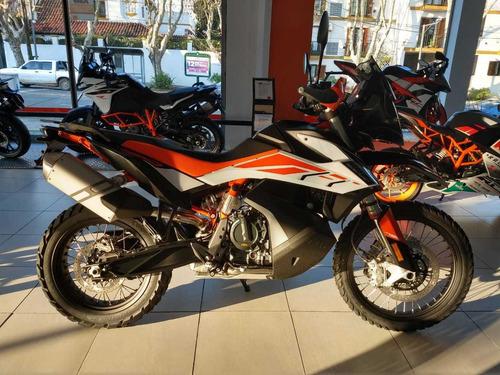 ktm 790 adventure r  pro motors - no africa twin