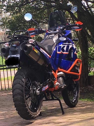 ktm 990 adventure blue abs r  2015