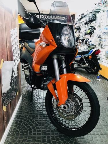 ktm 990 adventure equipado, no gs, no bmw, no f800gs, no 800