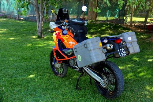 ktm 990 adventure s 2007 - dakar