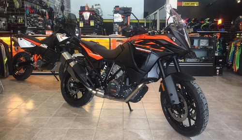 ktm adventure 1090 2017 0km smmotos ruta viaje no bmw gs1200