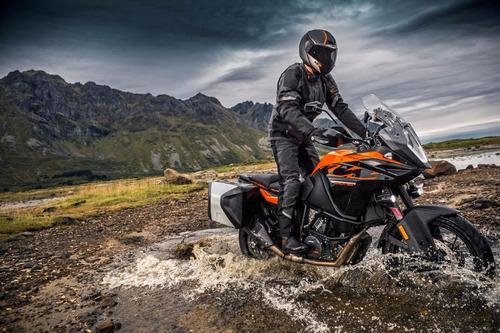 ktm adventure 1090 - 2017