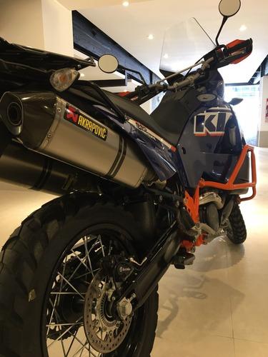 ktm adventure 990 r blue 2012 taraborelli
