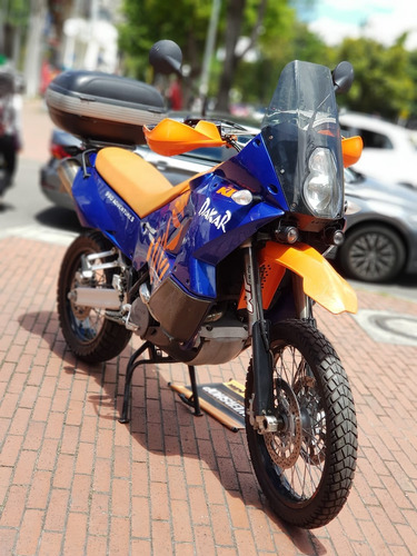 ktm adventure 990 s
