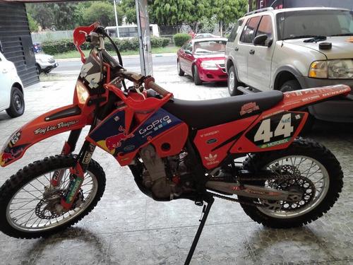 ktm cxw 450 2006