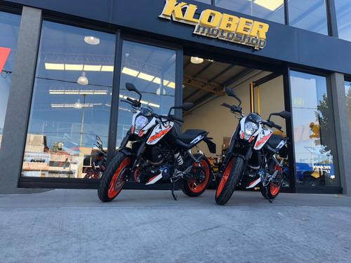 ktm duke 200 0 km- 2018- klober motoshop- mar del plata