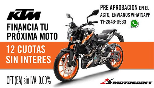 ktm duke 200 0km 2017 motoswift