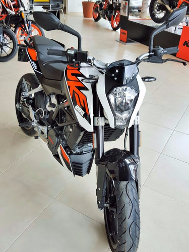 ktm duke 200 0km gs