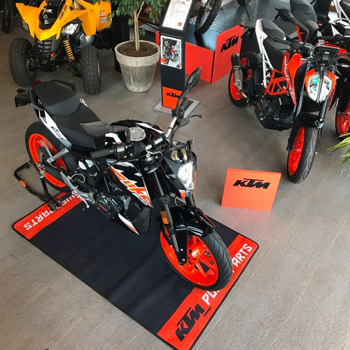ktm duke 200 2018 financiación - atv latitud sur bariloche