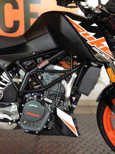 ktm duke 200 2018 gs motorcycle