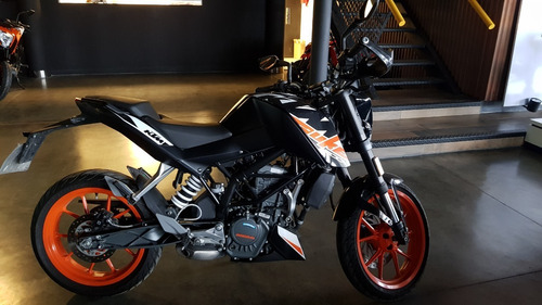 ktm duke 200 2018 oportunidad