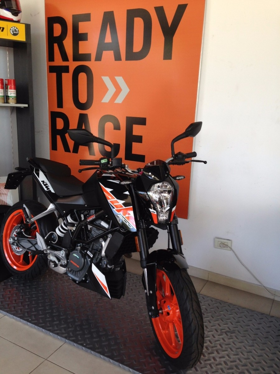Ktm Duke 200 0km 2018 Gs Motorcycle - $ 94.900 en Mercado