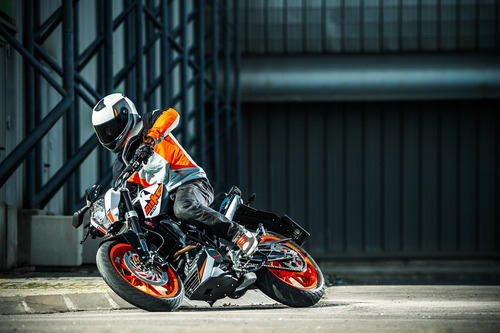 ktm duke 200 - financiacion en 12 / 18 cuotas sin interes