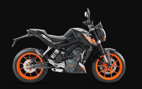 ktm duke 200 naked 0 km 2020 okm 999 motos