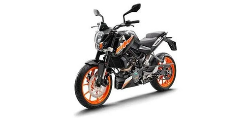 ktm duke 200 naked  1,250 km 2020 permutas  999 motos
