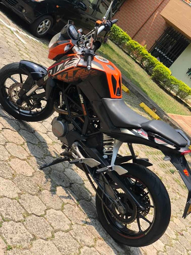 ktm duke 200cc (limited edition)