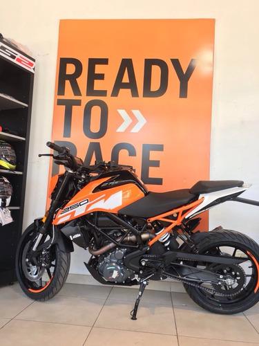 ktm duke 250 0km 2018 gs motorcycle