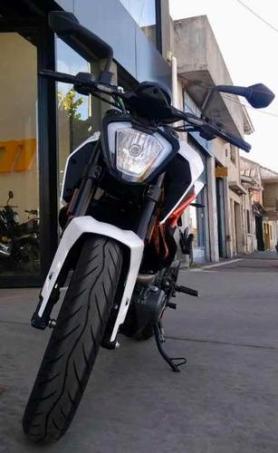 ktm duke 250 0km 2018 - klober motoshop