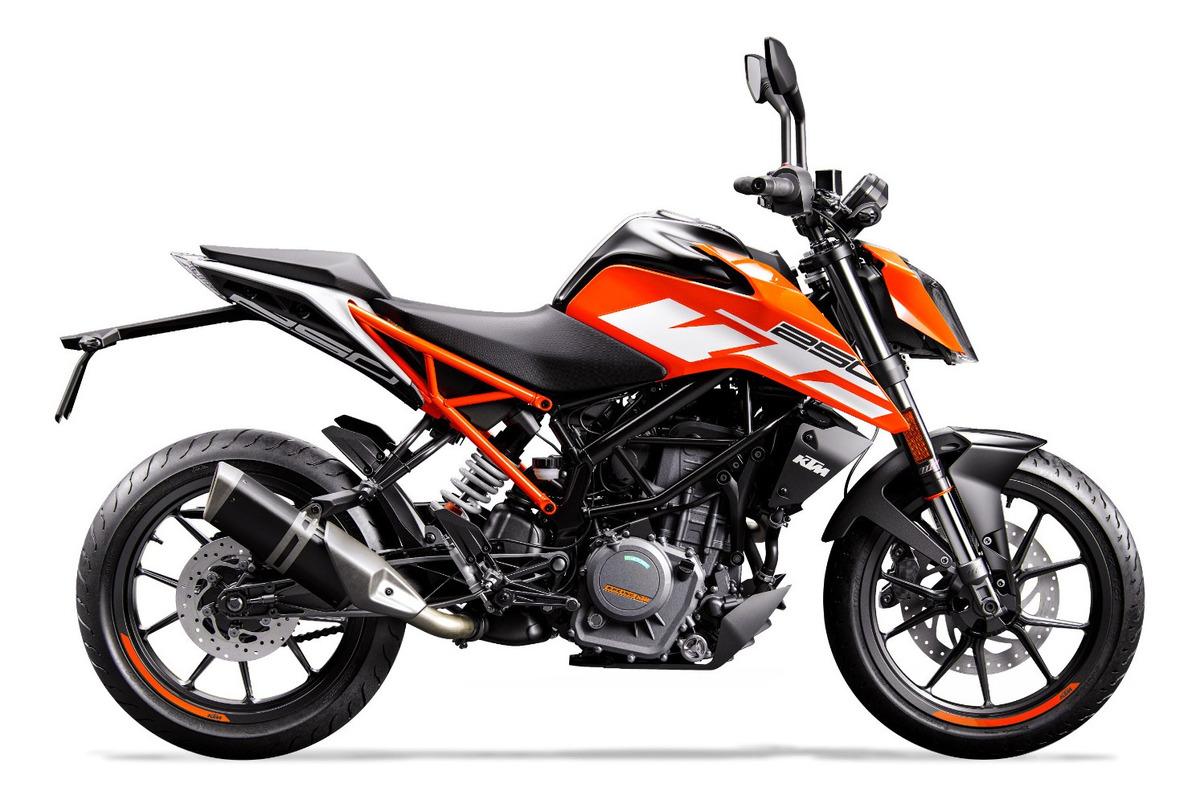 Ktm Duke 200 0km Orange Gs Motorcycle - $ 169.900 en