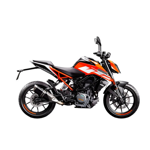 ktm duke 250 naked  250cc usada 400 km  999 motos