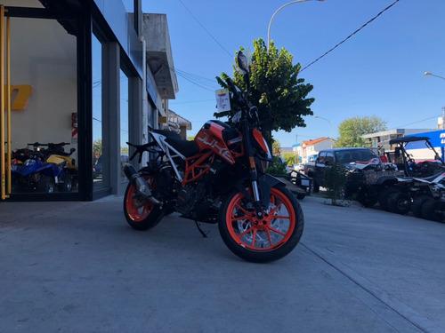 ktm duke 390 0 km- 2018- klober motoshop- mar del plata