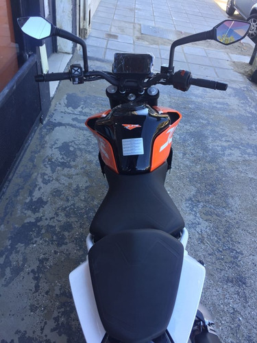 ktm duke 390 2018 0km naked smmotos no yamaha