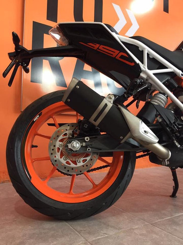 ktm duke 390 2018 0km naked smmotos no yamaha chubut