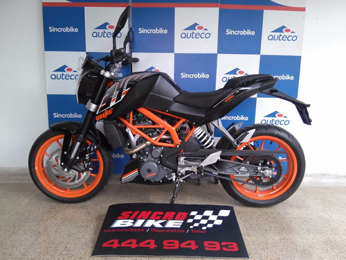 ktm  duke 390 abs 2017 0 kms #