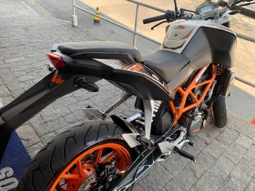 ktm duke 390 abs 2017 estado de zero!