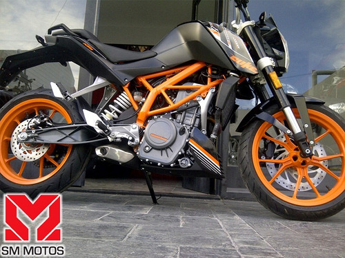 ktm duke 390 moto naked motos