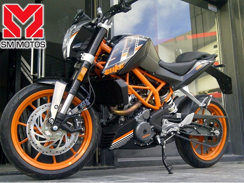ktm duke 390 naked calle 0 km 2016 no honda
