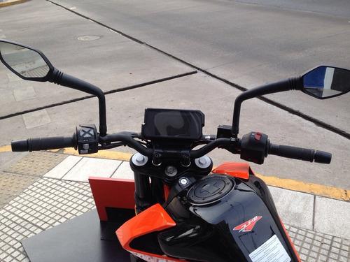 ktm duke 390 naranja modelo 2017 gs motorcycle
