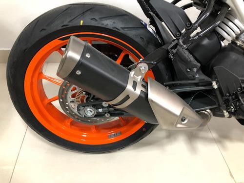 ktm duke 390 new 2018 usada moto calle nacked