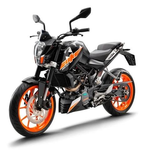 ktm duke o km 200cc estilo naked 0km permutas 999 motos!