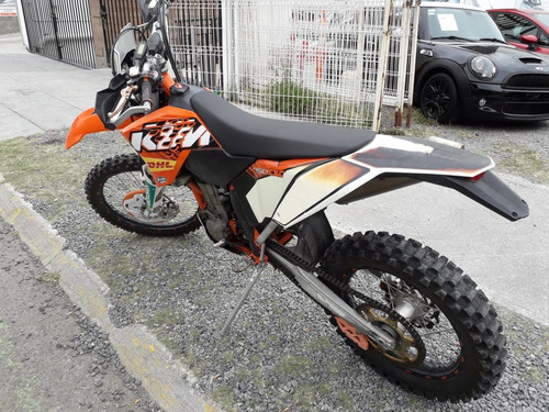 ktm enduro 450 six days 2011