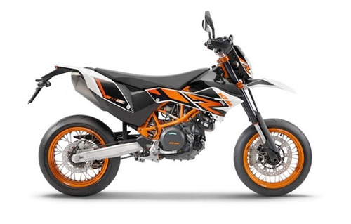 ktm enduro 690 smc motard  - 2017 motoswift
