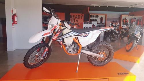 ktm  enduro exc-f 250 2019 six days gs  motorcycle