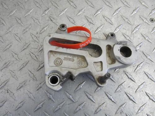 ktm exc 250 j20 1994 suporte da pinça de freio